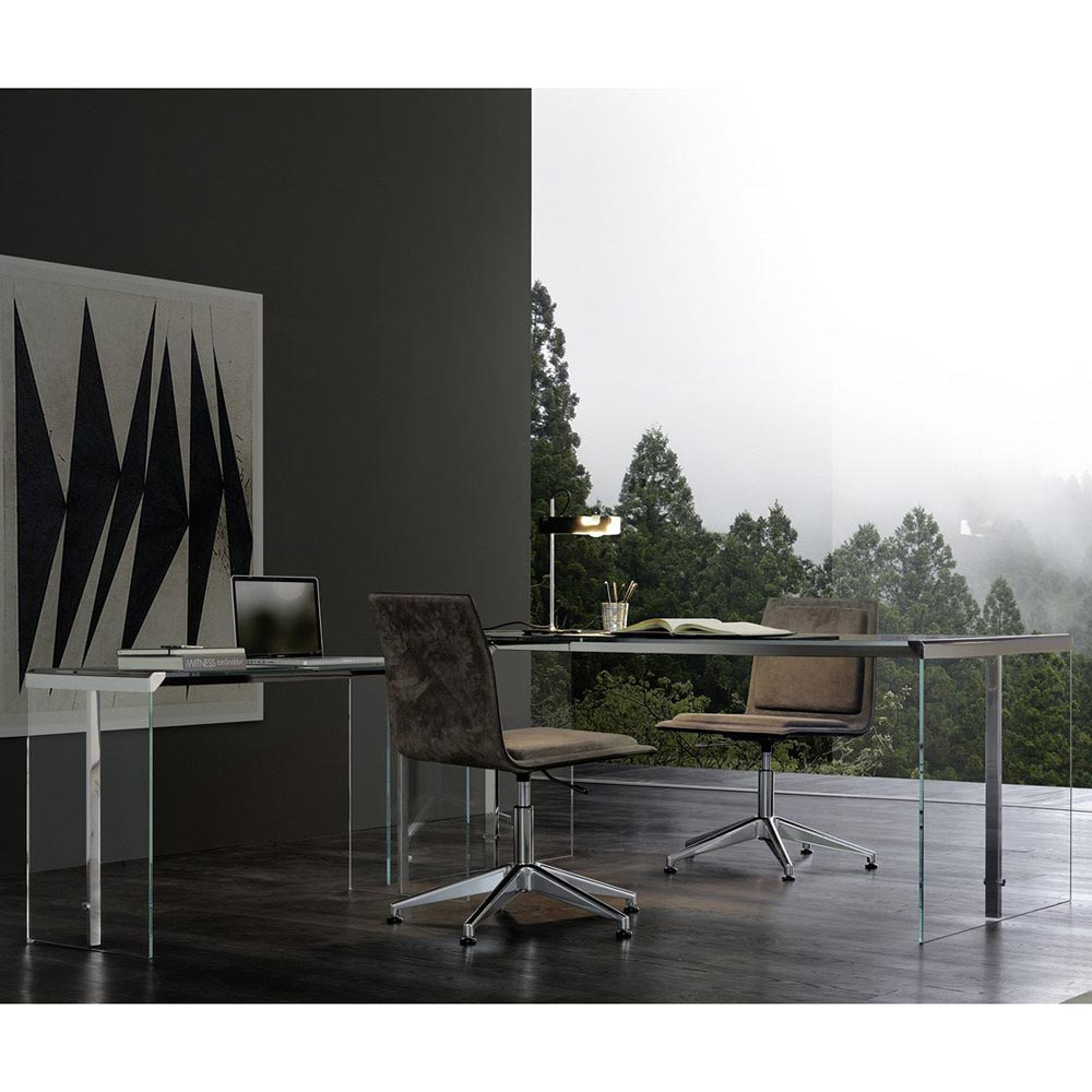 President Dattilo Office Desk by Gallotti & Radice