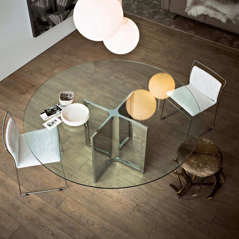 Raj 4 Light Conference Table by Gallotti & Radice