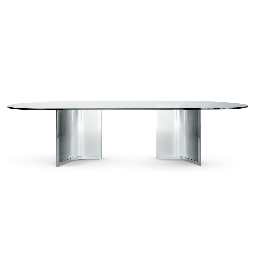 Raj Light Conference Table by Gallotti & Radice