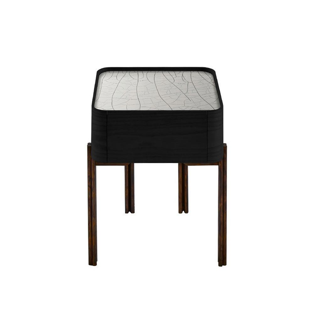 Twelve C Bedside Table by Gallotti & Radice