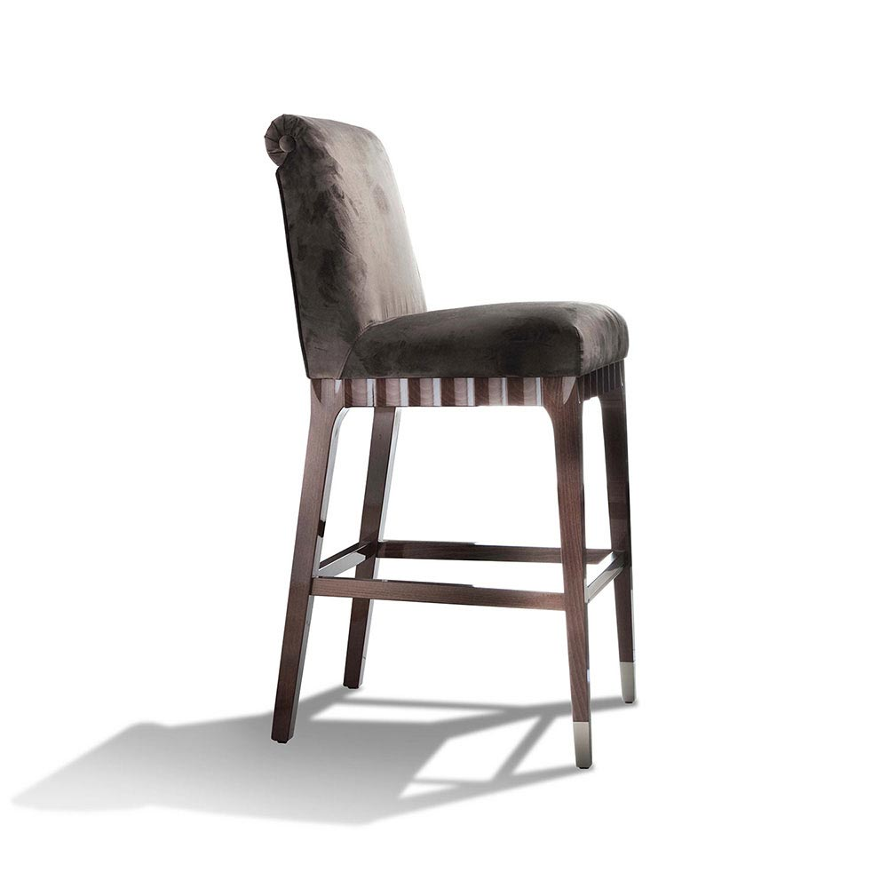 Absolute Bar Stool by Giorgio Collection