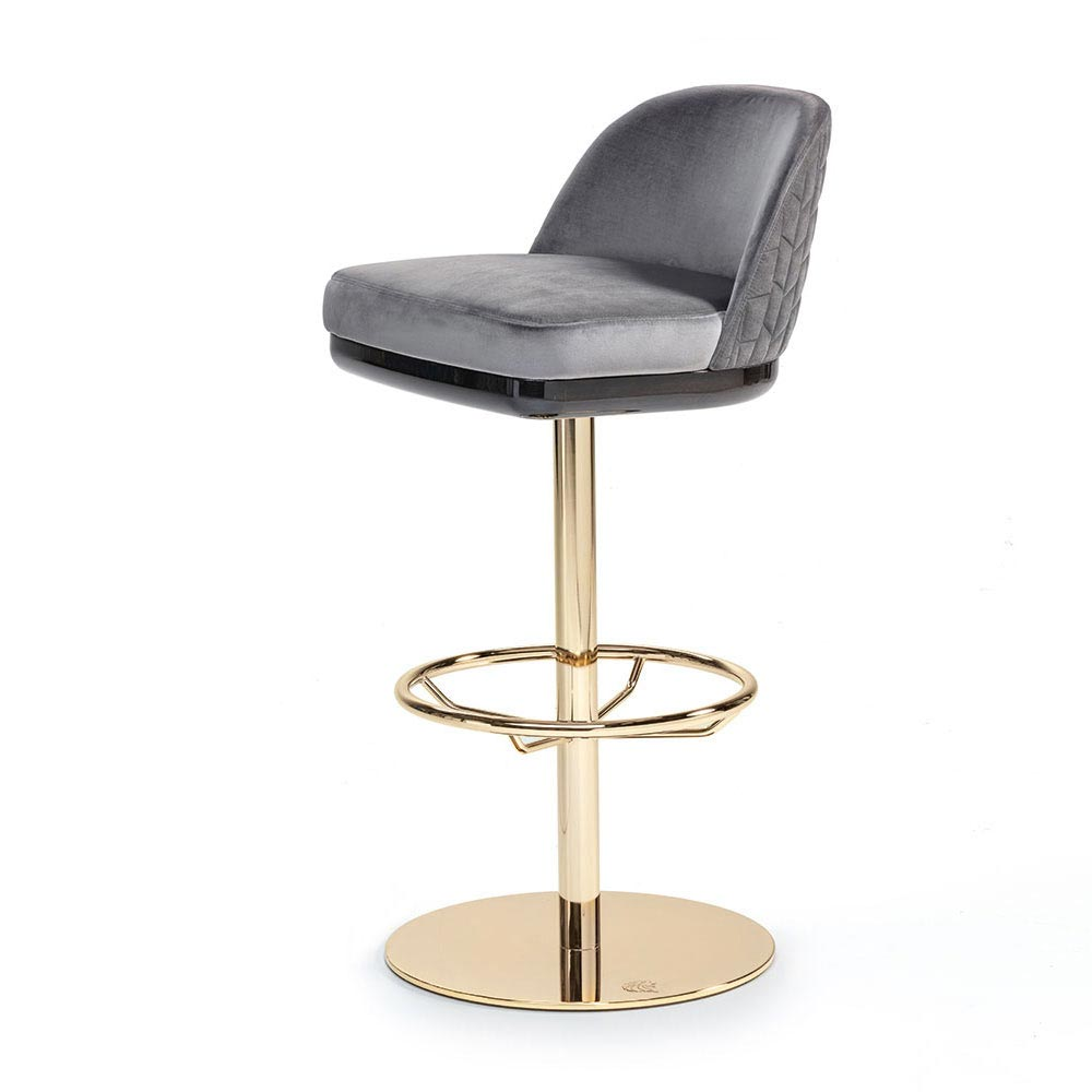 Charisma Bar Stool by Giorgio Collection