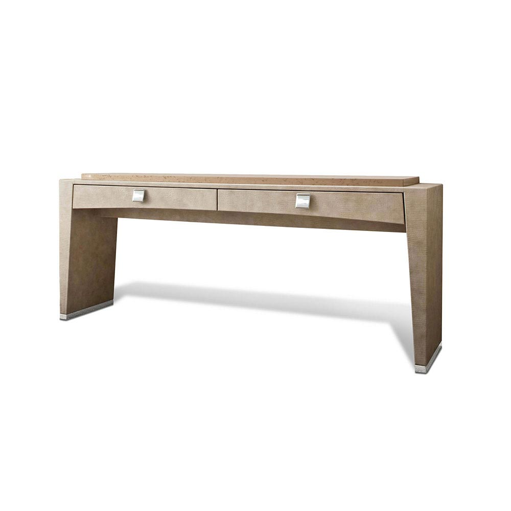 Sunrise Console Table by Giorgio Collection