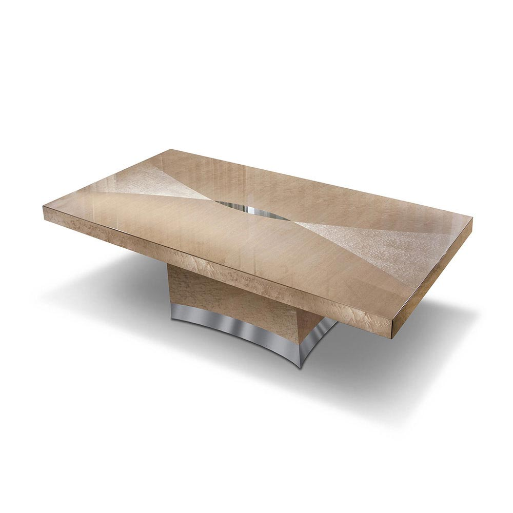 Sunrise Rectangular Dining Table by Giorgio Collection