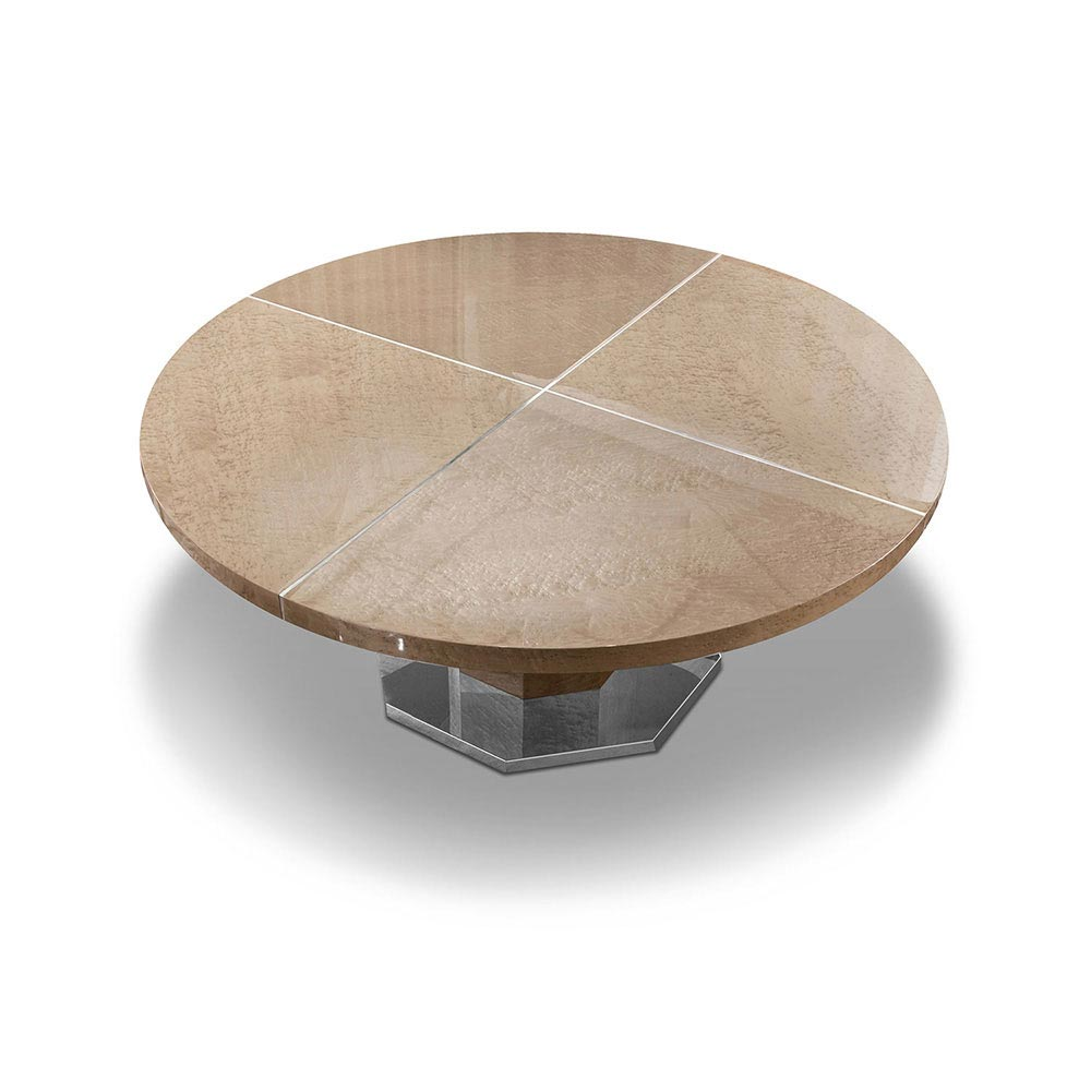 Sunrise Round Dining Table by Giorgio Collection