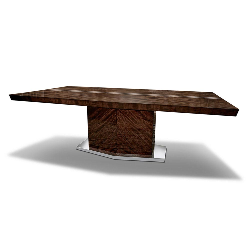 Vogue Rectangular Dining Table by Giorgio Collection