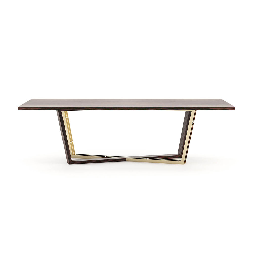 Alison Dining Table by Laskasas