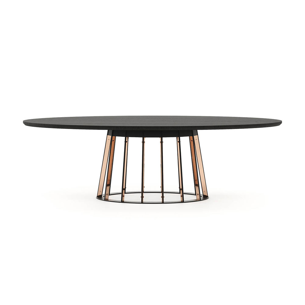 Ann Dining Table by Laskasas