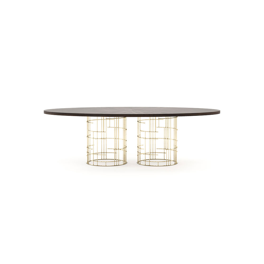 Mercy Dining Table by Laskasas