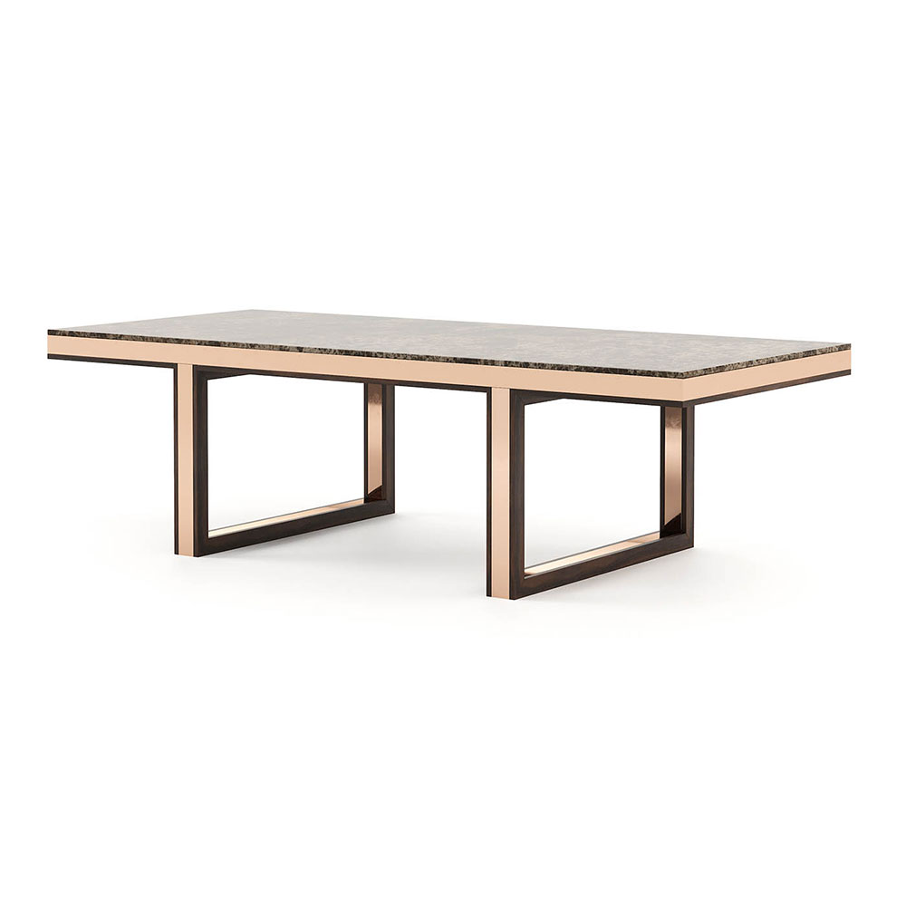 Pearl Dining Table by Laskasas