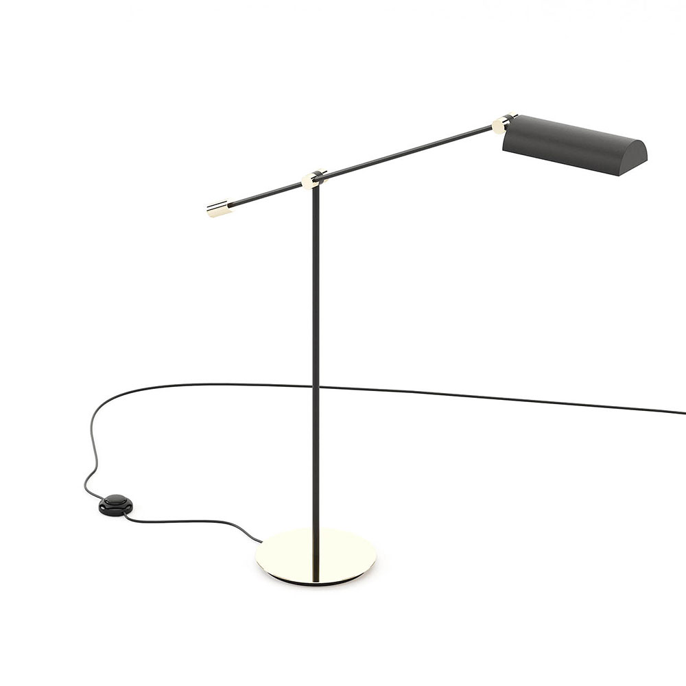 Randolph Floor Lamp by Laskasas