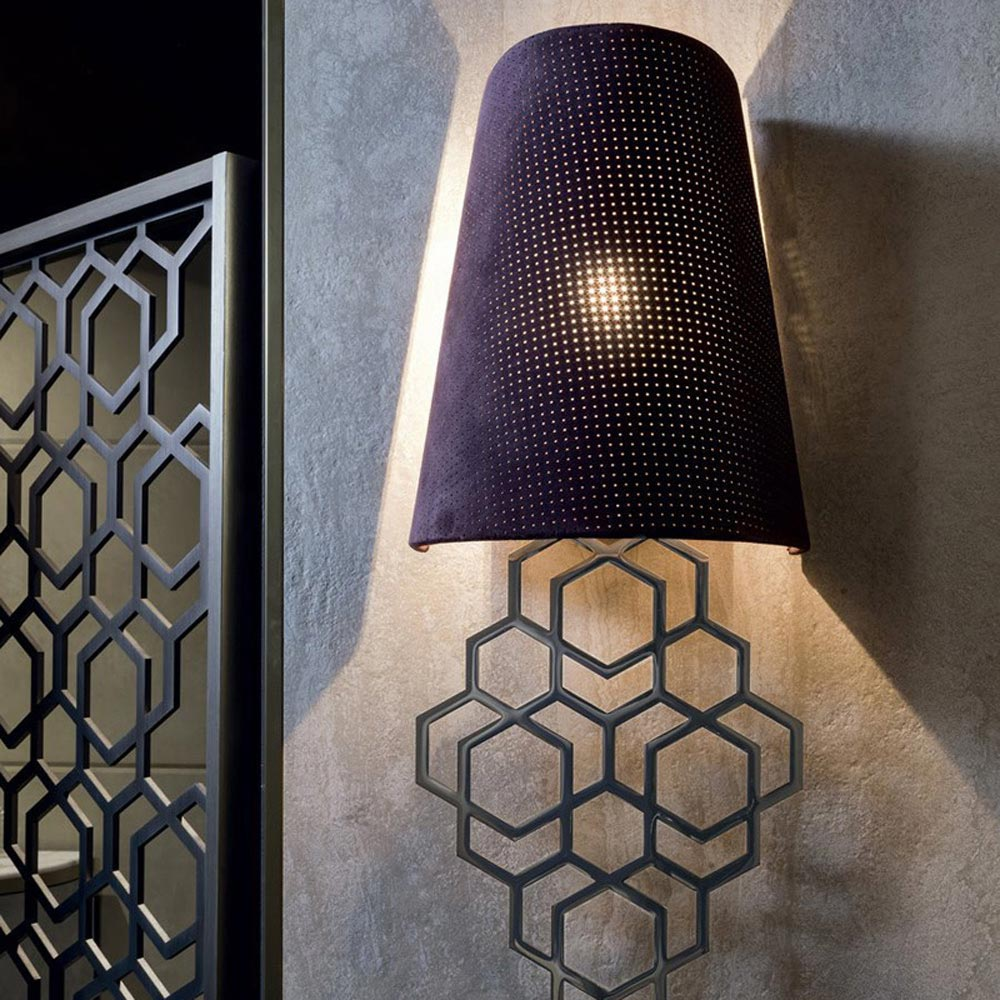 Anouk Wall Lamp by Longhi