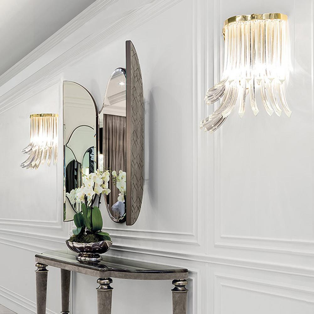 Colette Wall Lamp by Longhi
