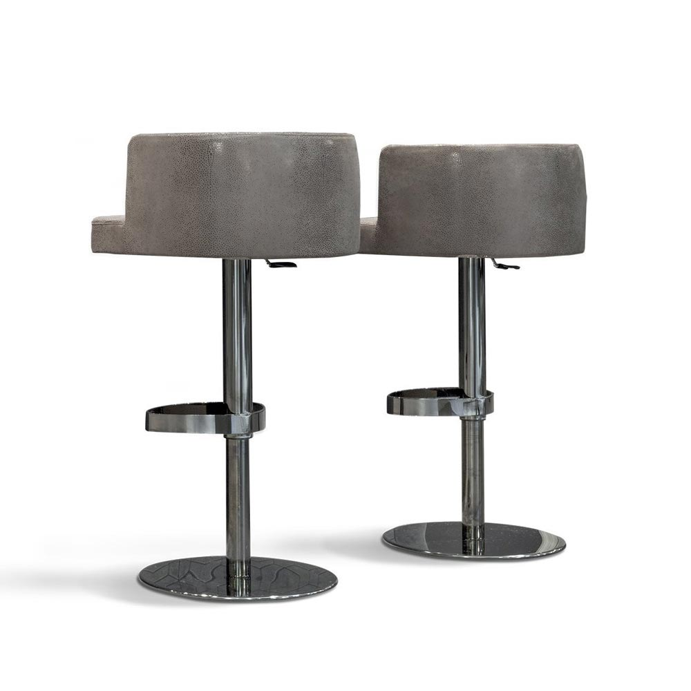 Kelly Bar Stool by Longhi