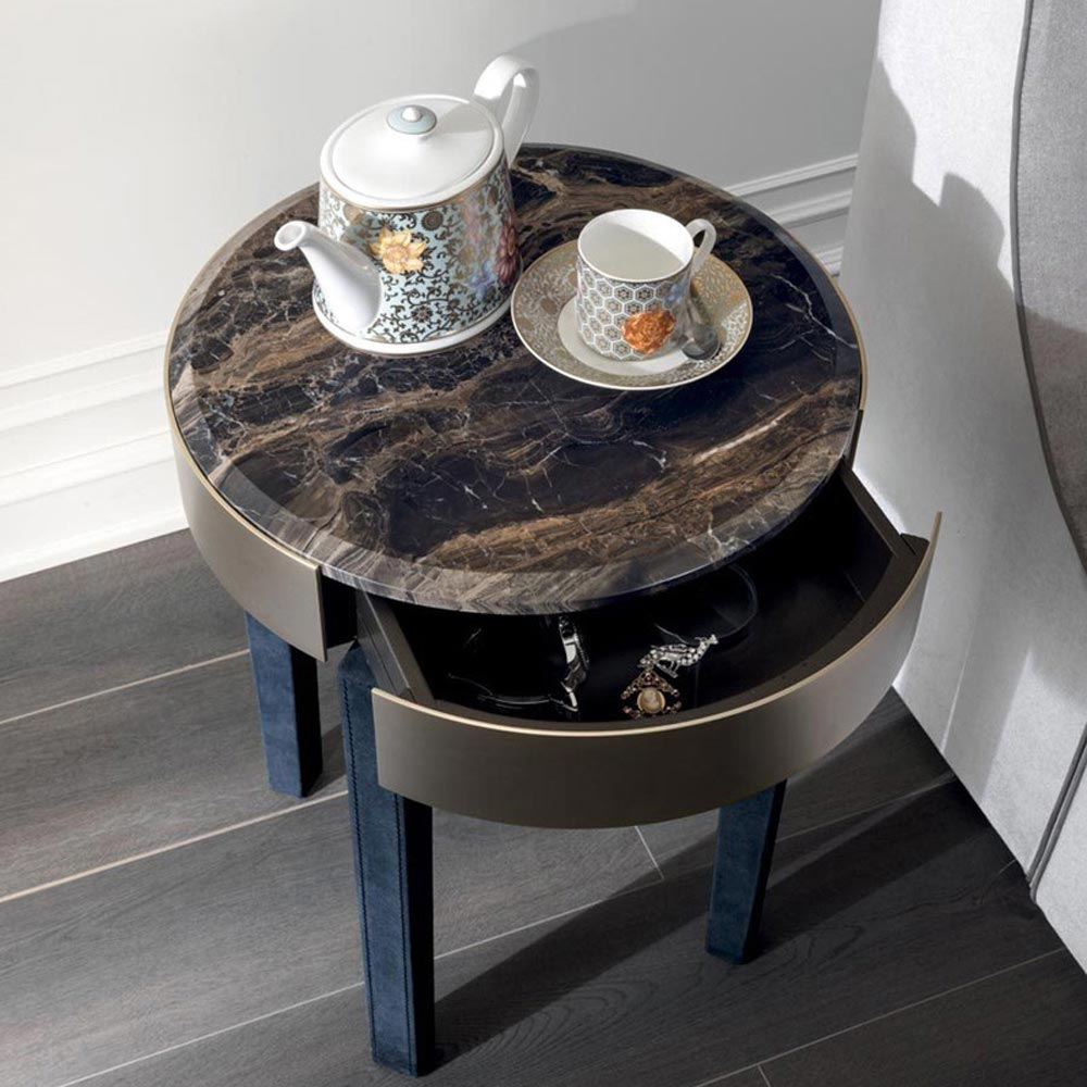 Ring Bedside Table by Longhi