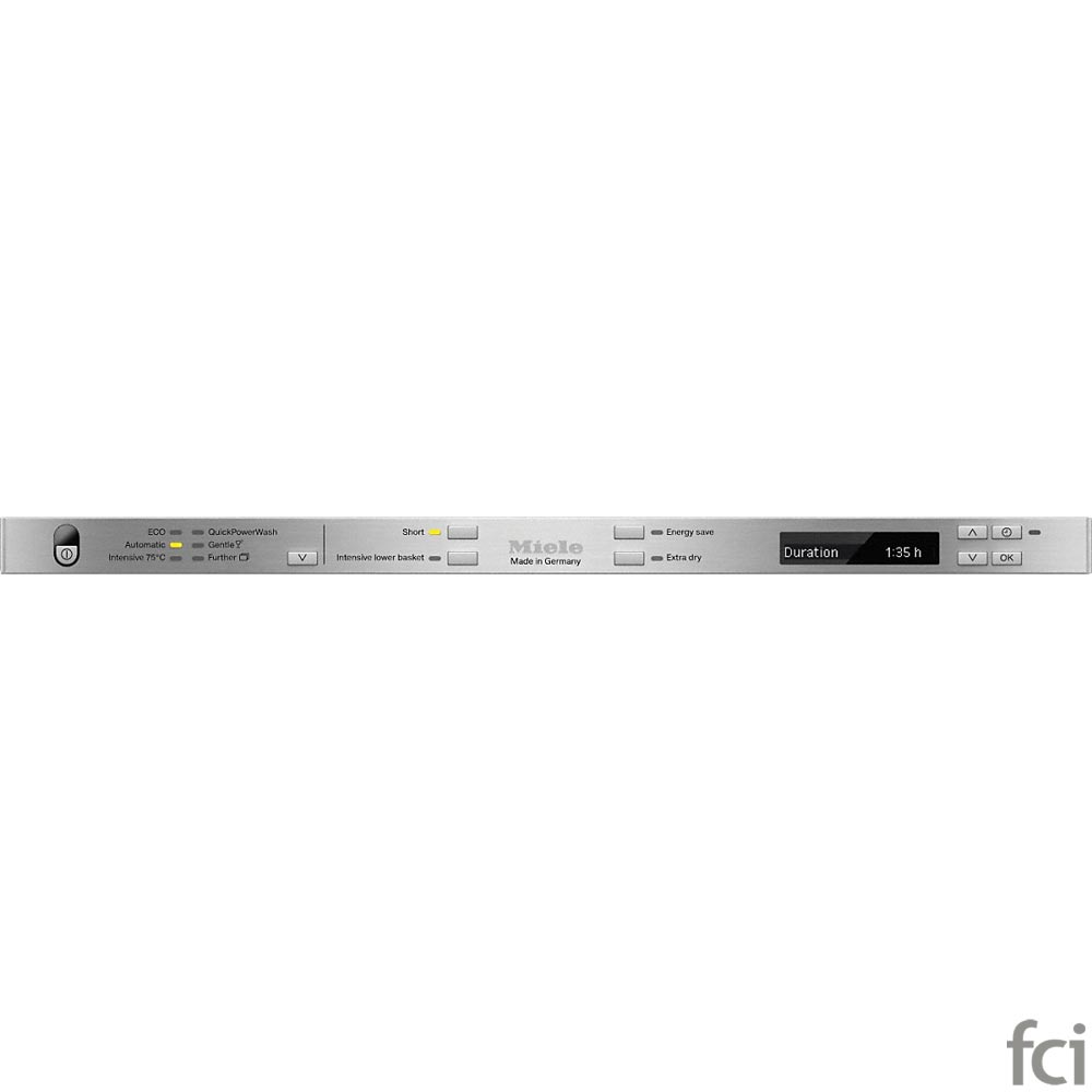 G 6895 SCVI XXL K2O Dishwasher by Miele