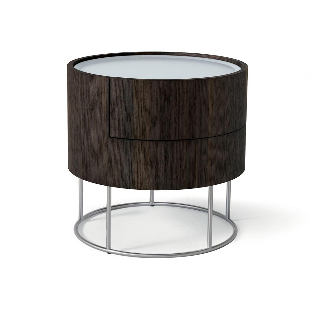 Shanghai Bedside Table by Misura Emme
