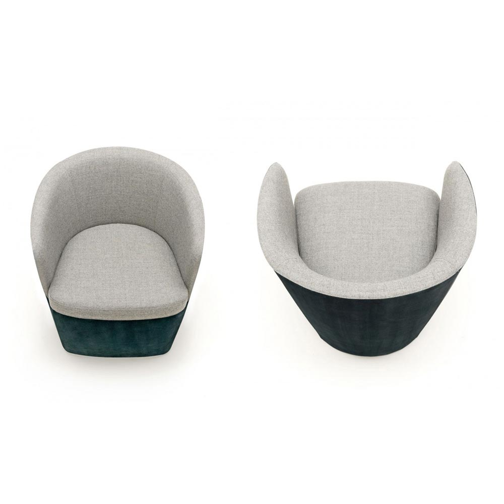 Surface Armchair by Misura Emme