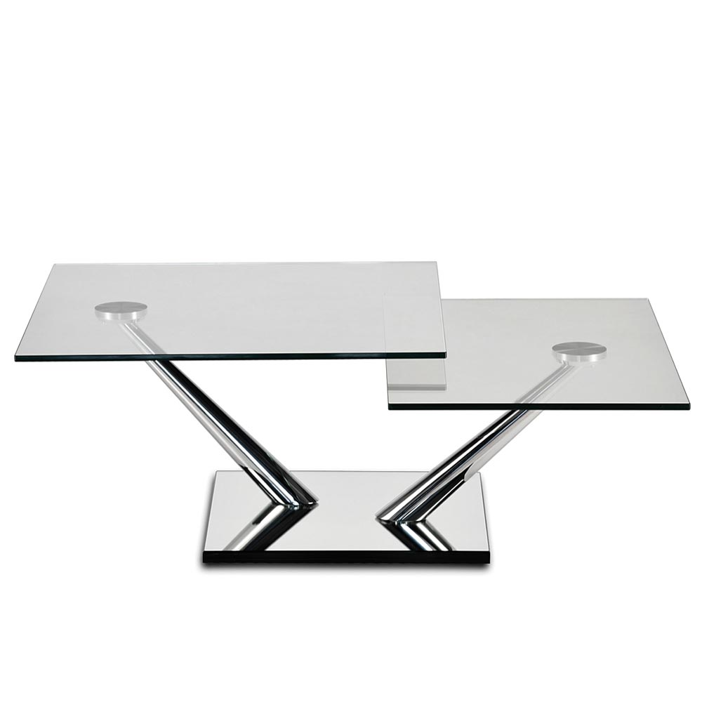 Cassius Extending Coffee Table by Naos