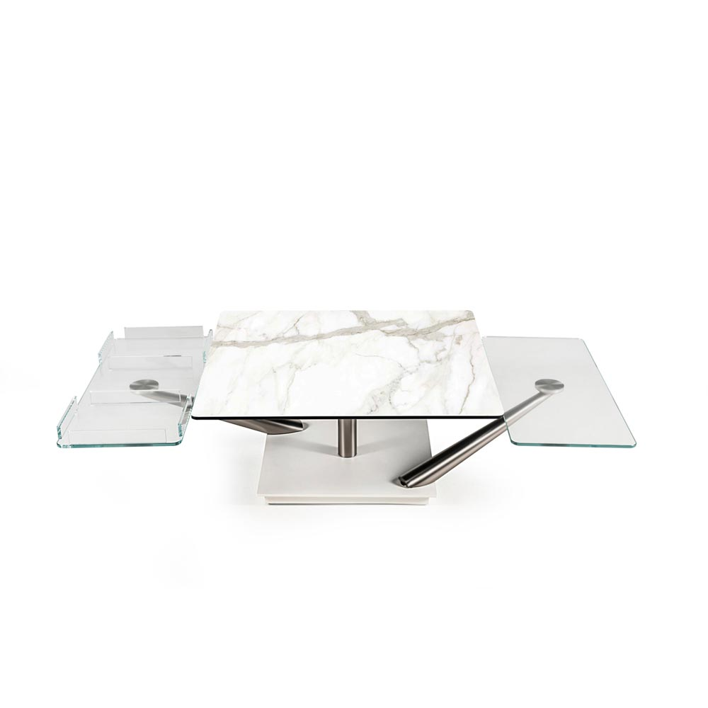 Mill Extending Coffee Table by Naos
