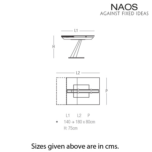 Help Dining Table by Naos