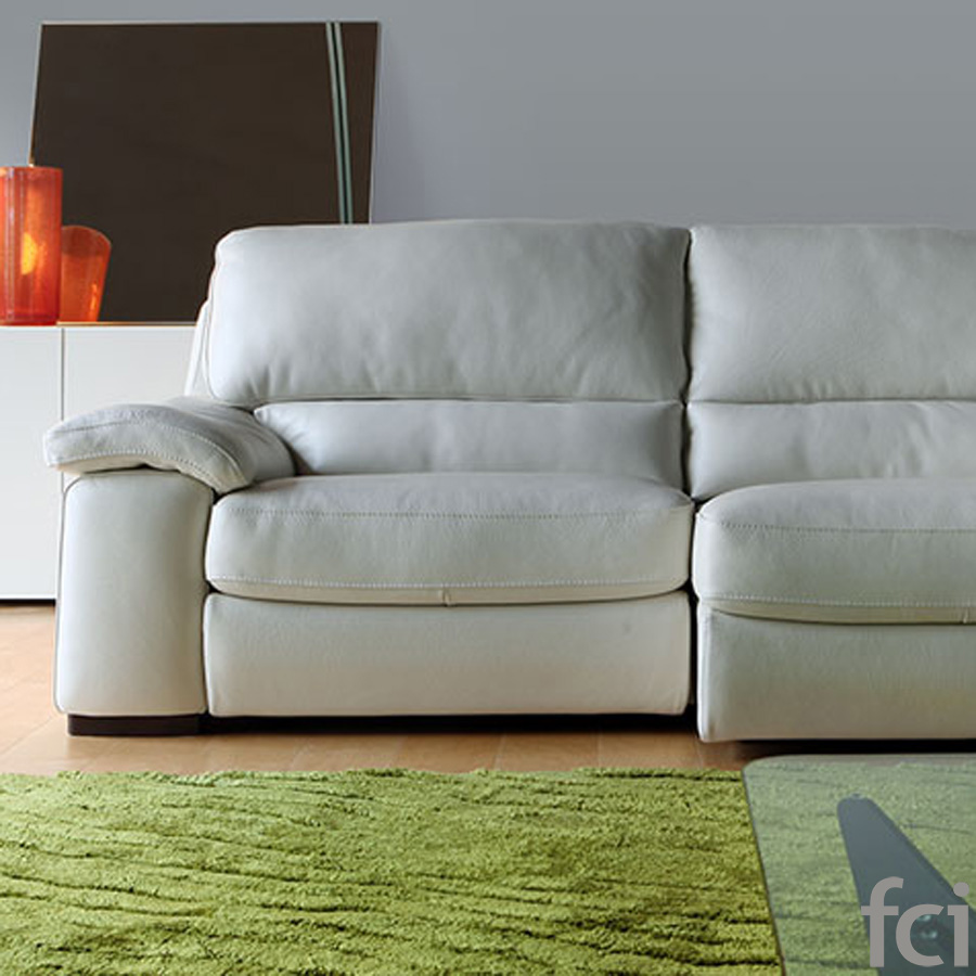Albert Sofa by Naustro Italia Milano Collection