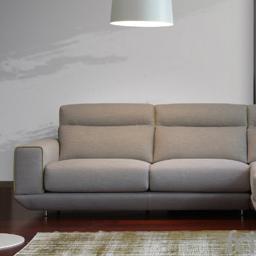 Jimmy Sofa by Naustro Italia Milano Collection