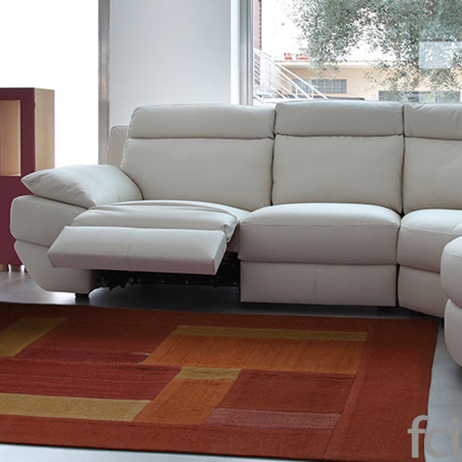 Pandora Sofa by Naustro Italia Milano Collection