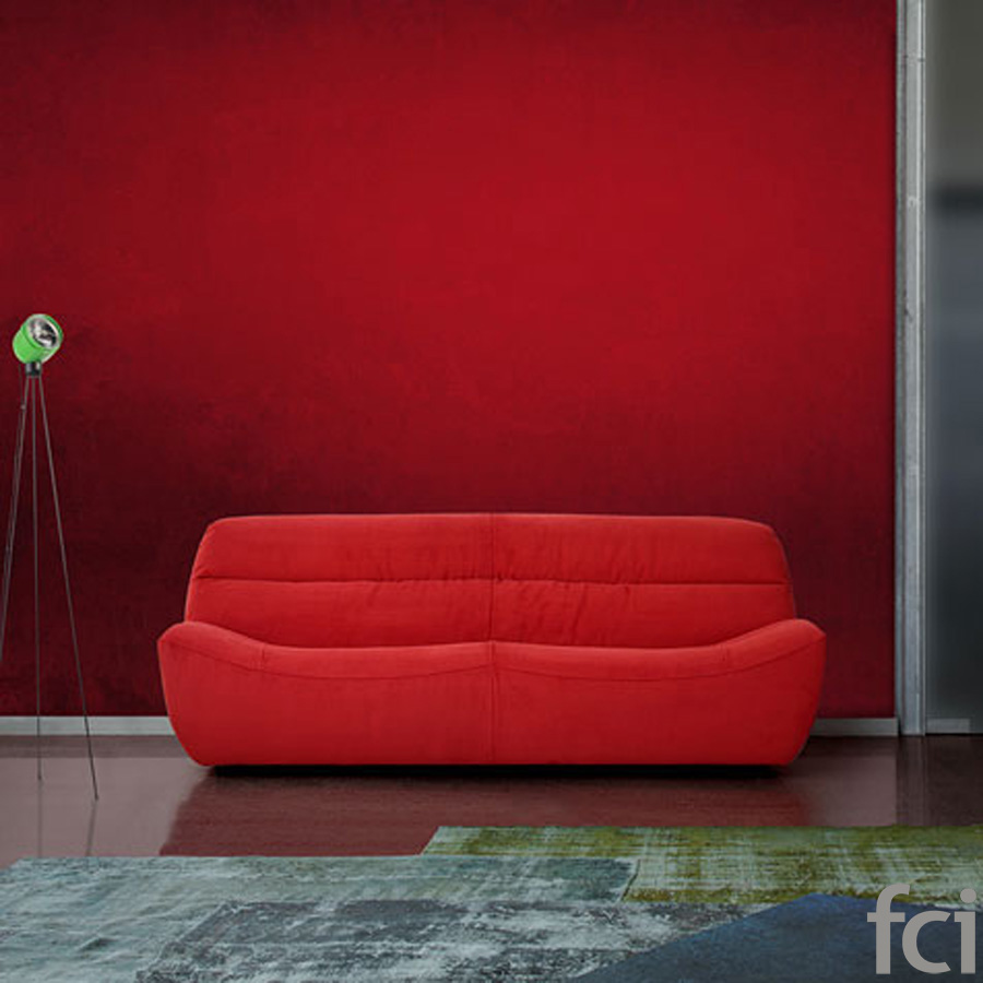 Rio 2 Seater Sofa by Naustro Italia Milano Collection
