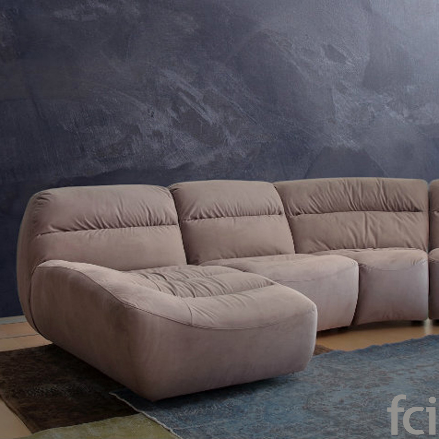 Rio Sofa by Naustro Italia Milano Collection