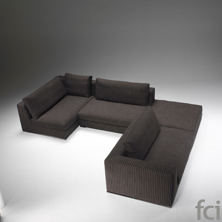 Tango Sofa by Naustro Italia Milano Collection
