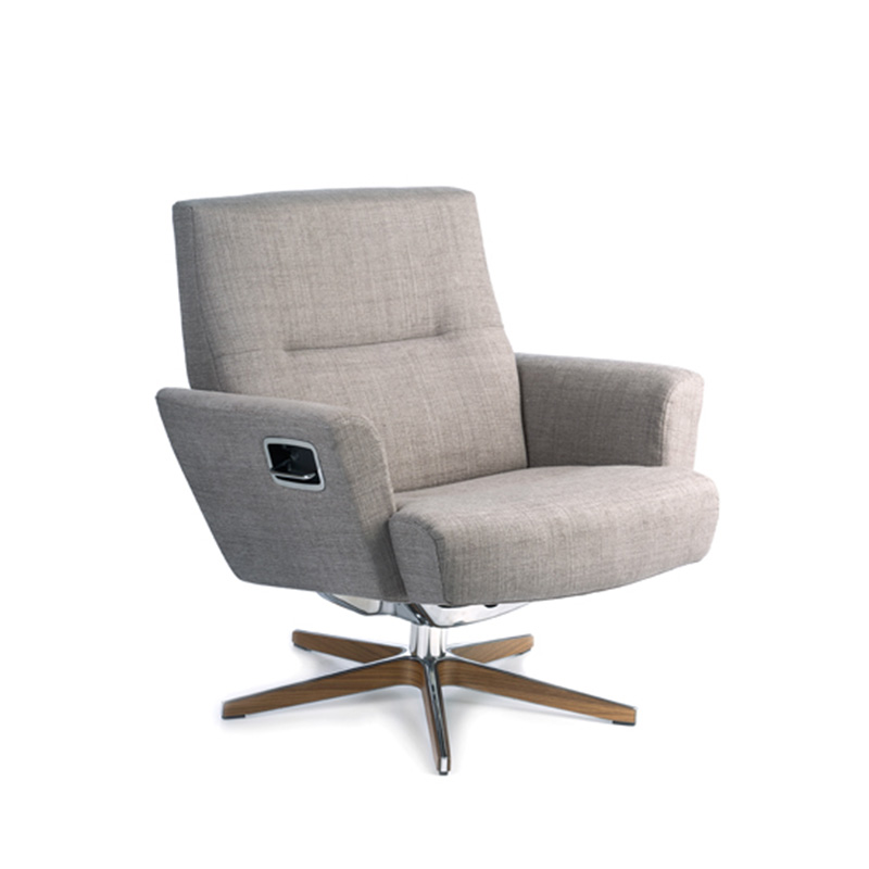 Relax Low Swivel Chair by Naustro Unwind