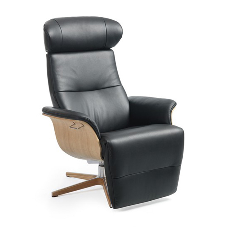 Timeout With Footrest Swivel Chair by Naustro Unwind