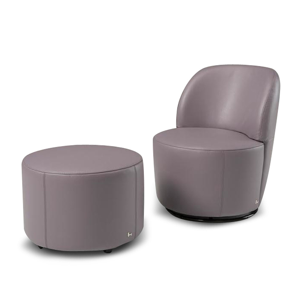 Spin Footstool by Nexus Collection