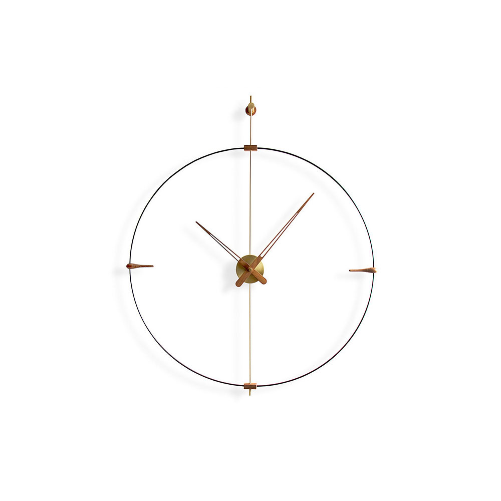 Mini Bilbao Clock by Nomon Clocks