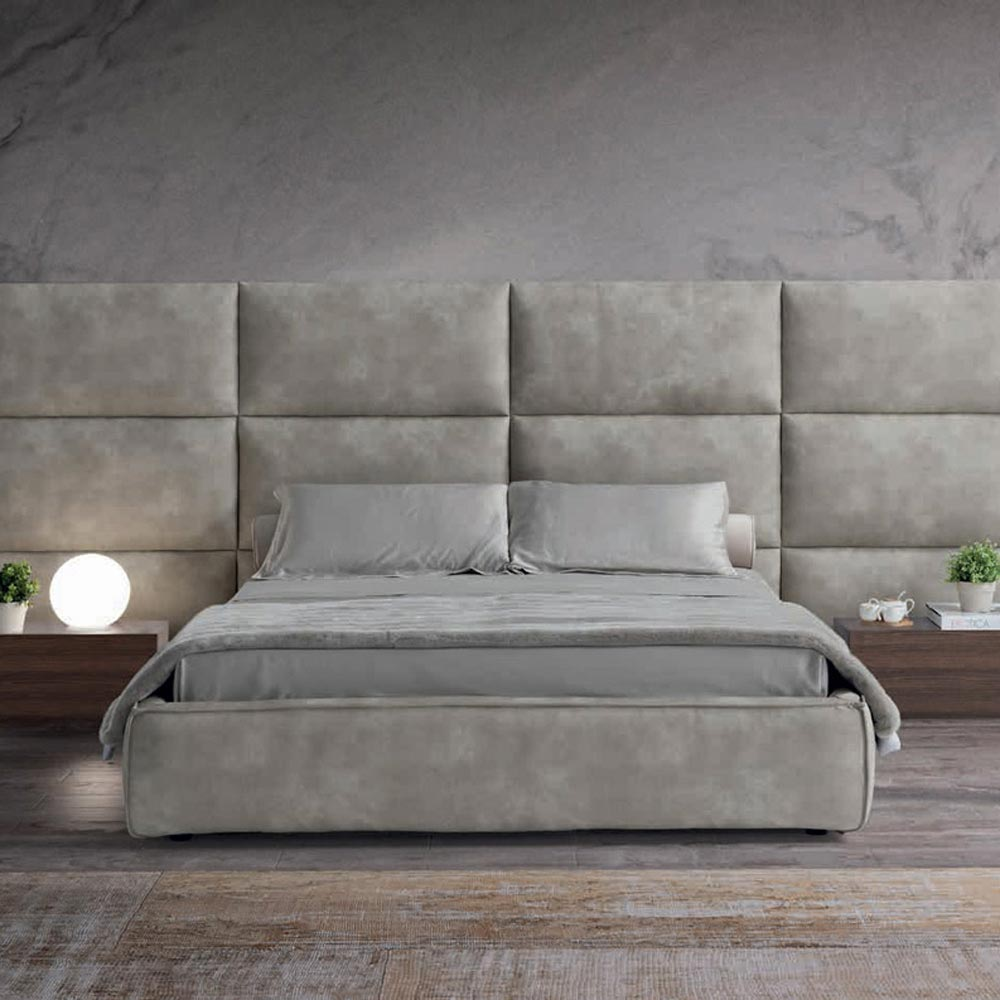 Boiserie Double Bed By Notte Dorata