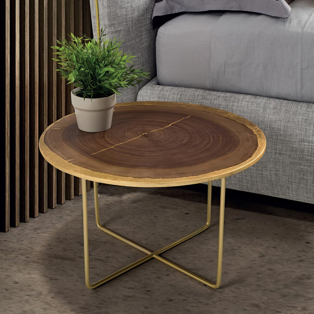 Bole Coffee Table By Notte Dorata