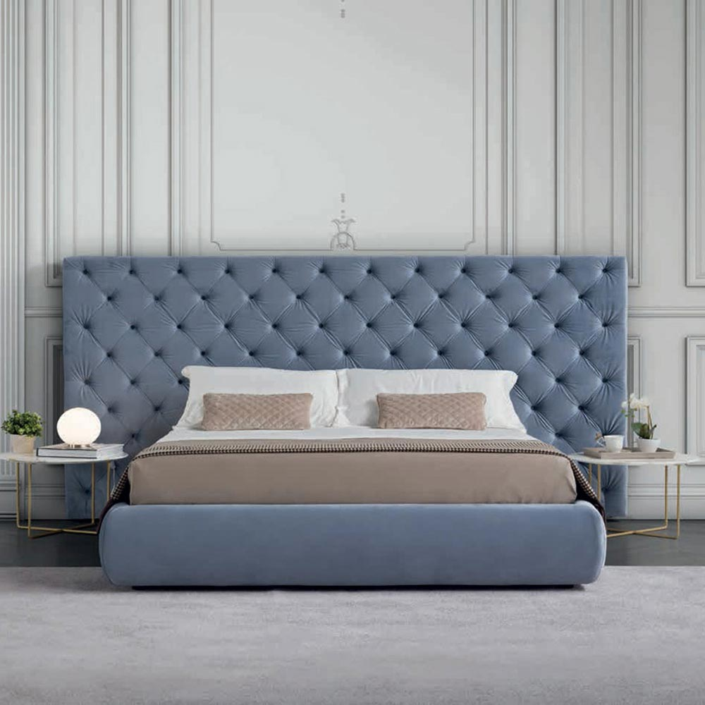 Capitonne Royal Double Bed By Notte Dorata