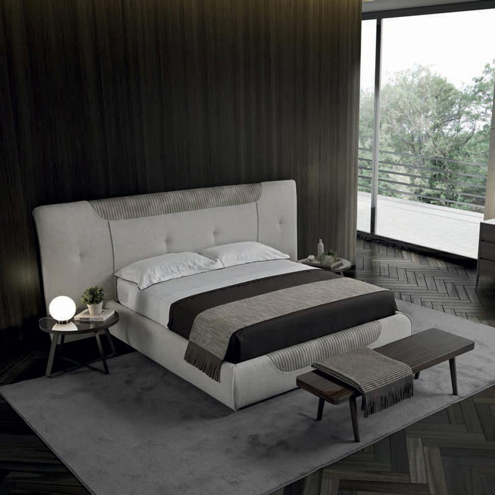 Charlie Double Bed By Notte Dorata