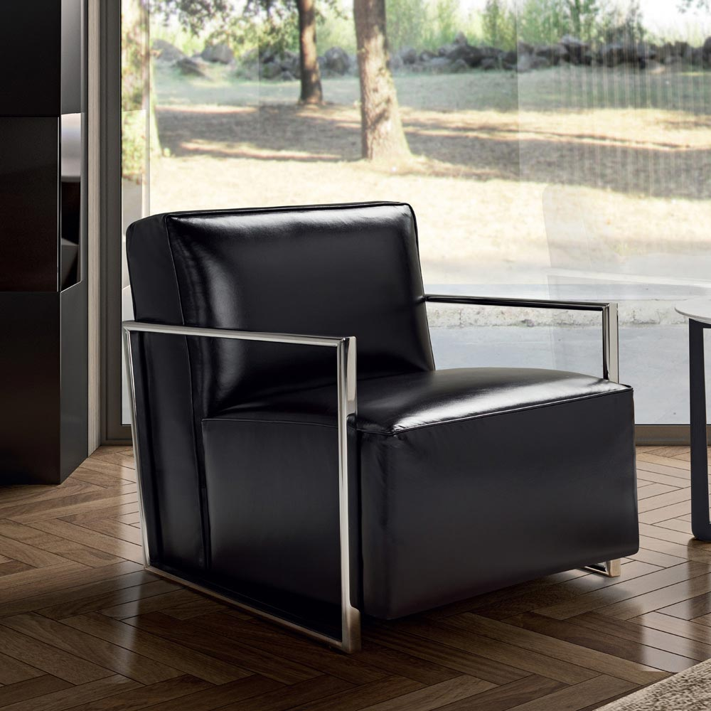 Corbusier Armchair By Notte Dorata