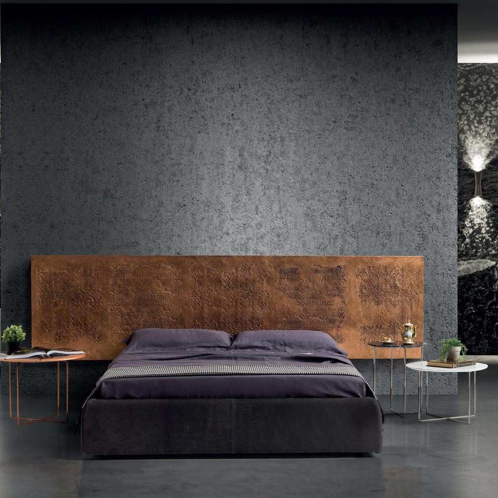 Louvre Double Bed By Notte Dorata