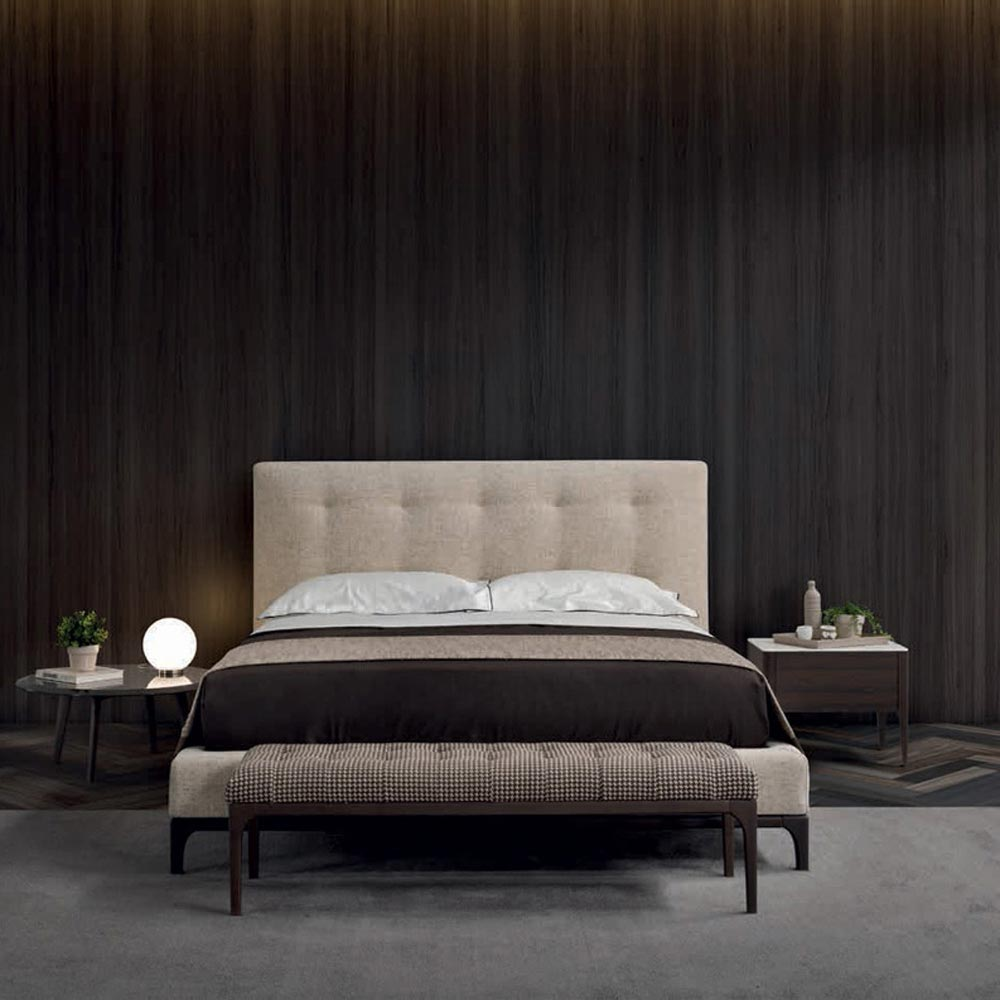 Mozart Double Bed By Notte Dorata