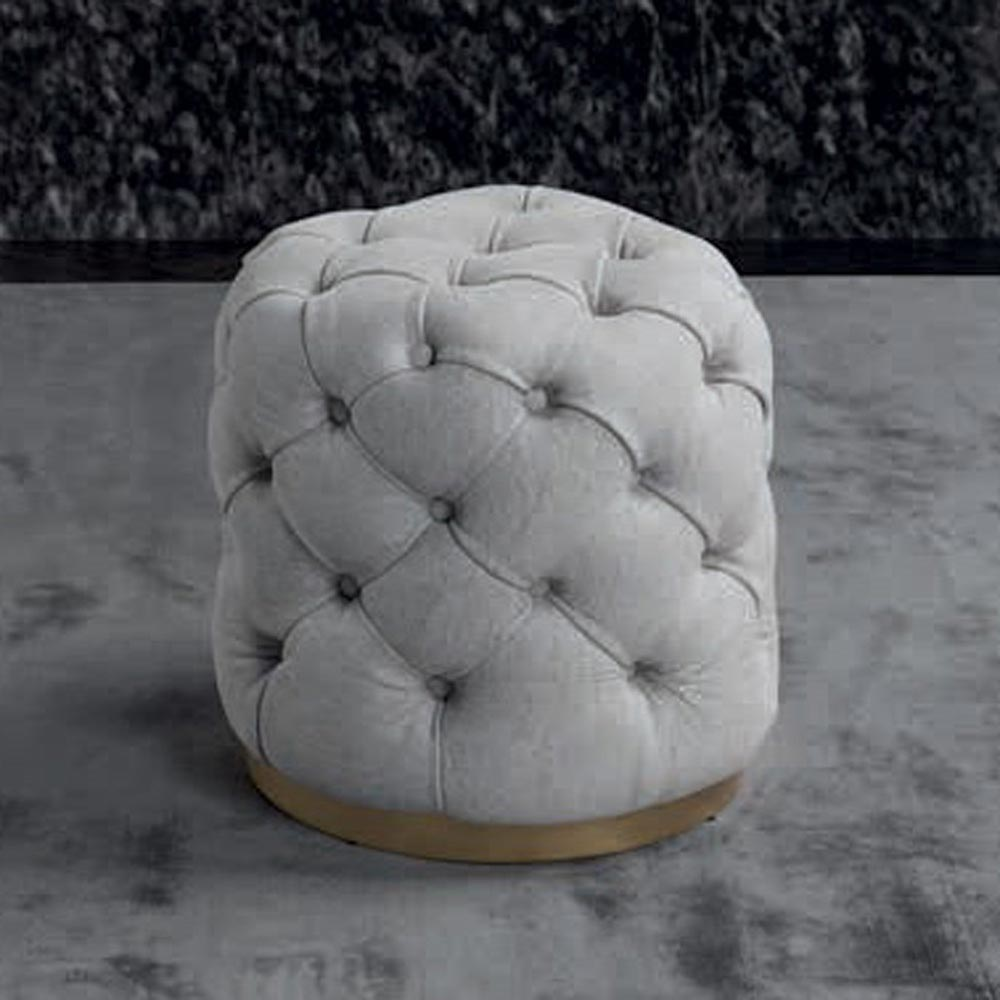 Paris Footstool By Notte Dorata