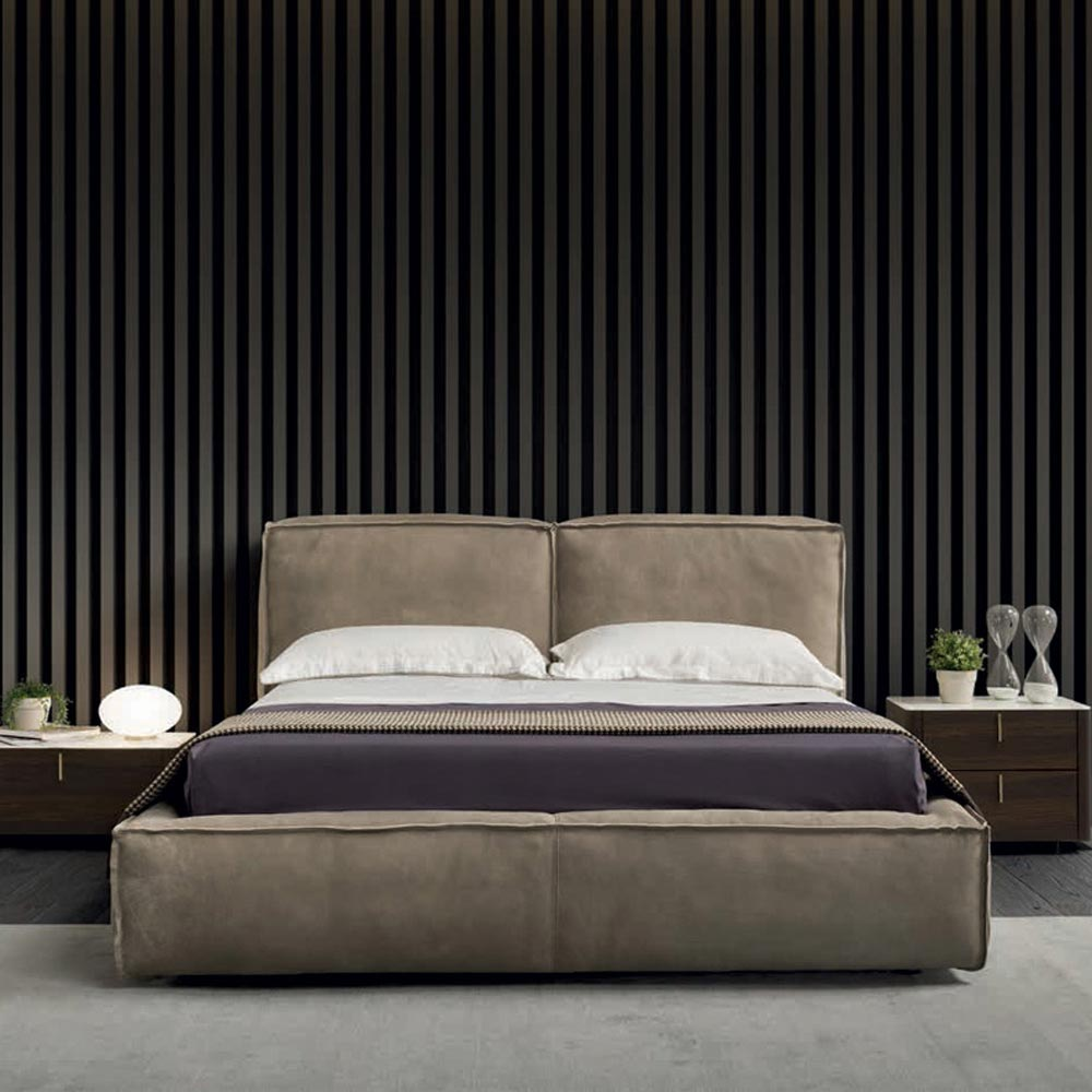 Piuma Double Bed By Notte Dorata