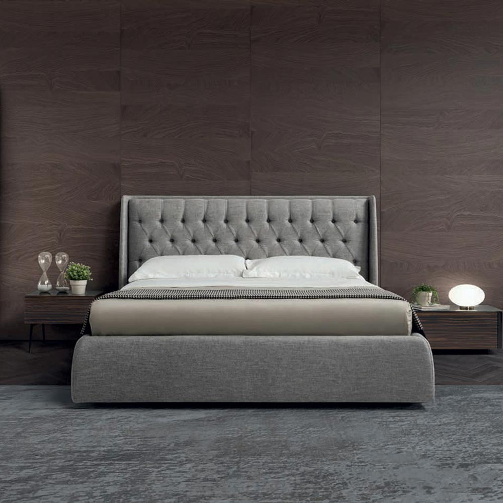 Queen Double Bed By Notte Dorata