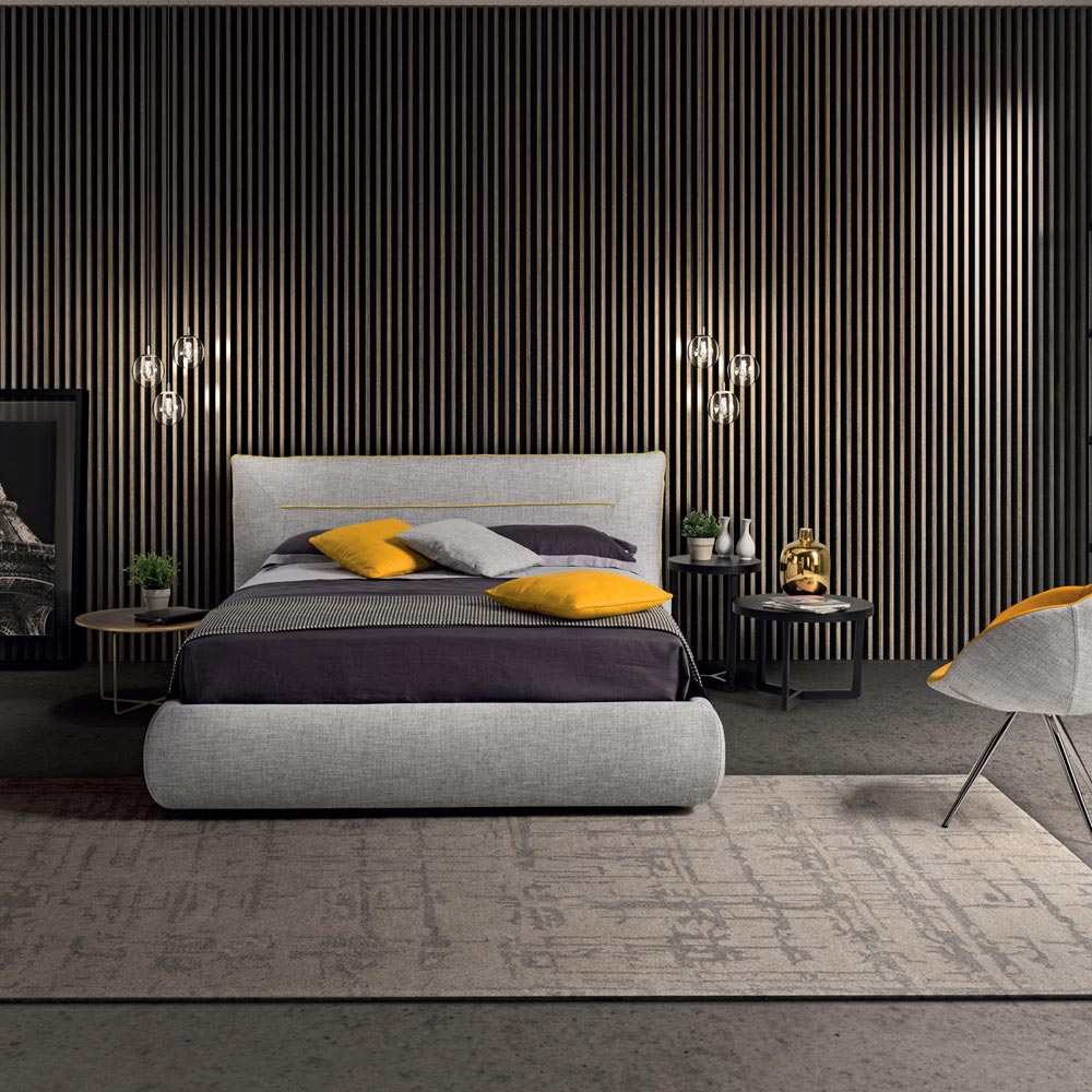 Rania Double Bed By Notte Dorata