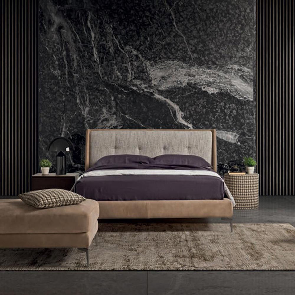 Terence Double Bed By Notte Dorata