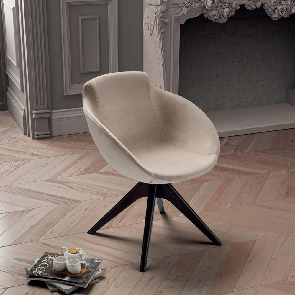 Tula Armchair By Notte Dorata