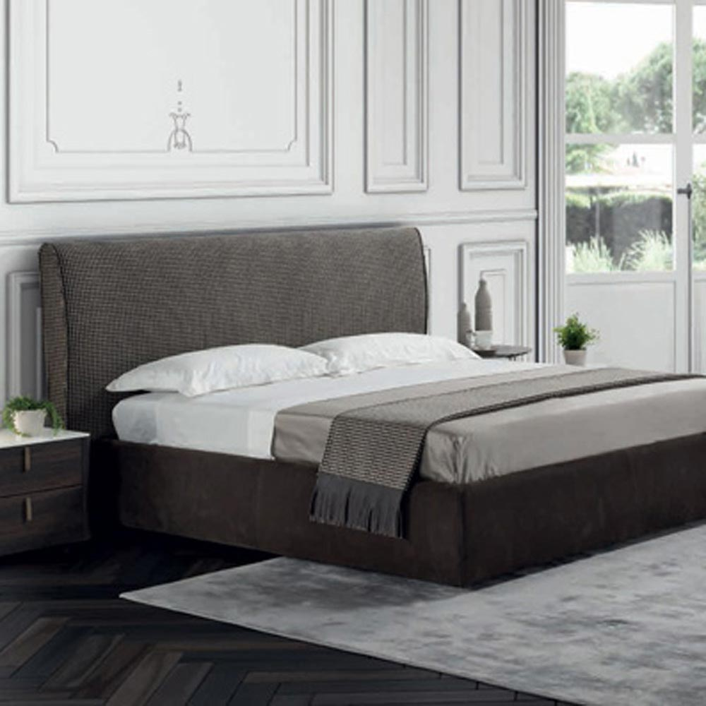 Vivaldi Double Bed By Notte Dorata