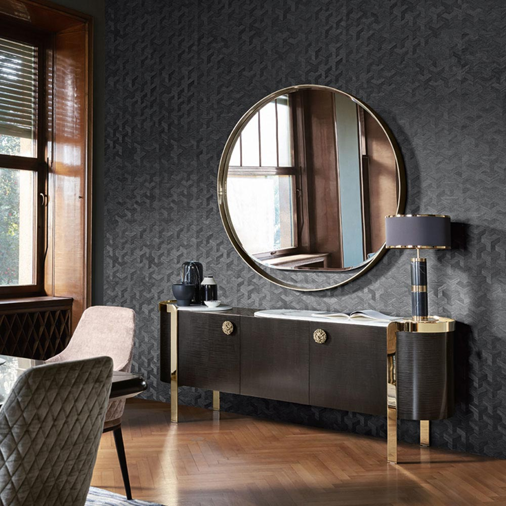 Gyselle Mirror by Opera Contemporary